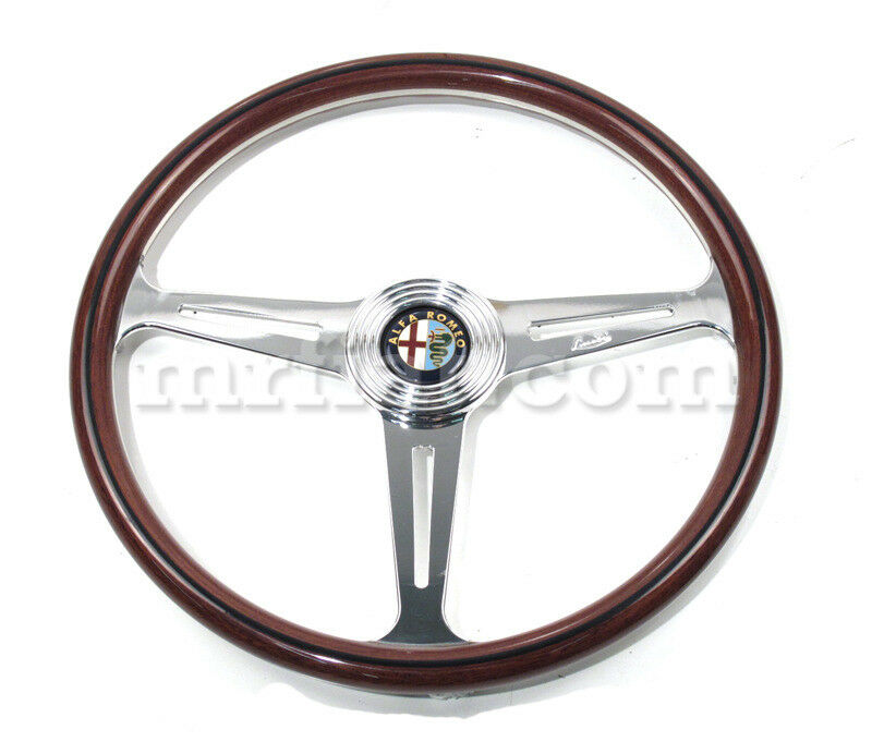 Alfa Romeo Spider Steering Wheel 360 Mm New