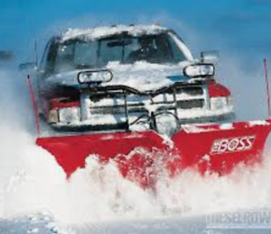 SNOW PLOWING FOR SAINT JOHN AND KENNEBECASIS AREA