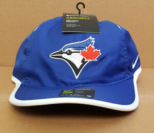 new arrival 4fcc1 b0245 Toronto Blue Jays Nike Dri-Fit MLB Baseball Dad Hat Cap   NEW