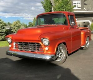 1955 chevy 1300 resto mod