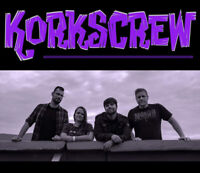 KORKSCREW - Vancouver Island's Most Diverse Party Band