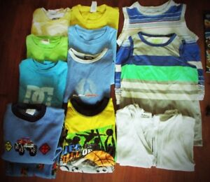 Lot of Boy's clothes Size 8 & footwear size 2 youth