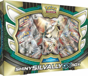 POKÉMON SHINY SILVALLY-GX BOX , $ 24.99 chaque
