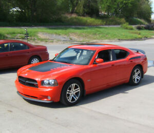 Dodge Charger Daytona 2006 - Torred