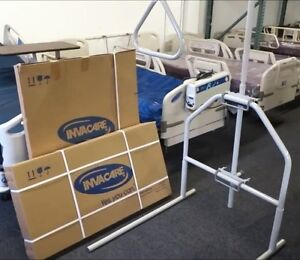 FREE STANDING BED ASSIST TRAPEZE INVACARE 7740P / 7714P