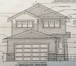 Brand New Laebon 2 Story Home in Penhold! New Plan The Harlow