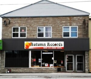 Autumn Records Vinyl Record Store