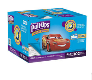 *UNOPENED* 4T-5T Pull-ups