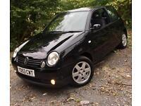 Volkswagen Lupo 1.4TDI PD**SPORT Edition**Factory Satnav & GTI Seats,£30 Tax!**