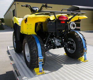 New Motorcycle, ATV Chocks starting at $40 Tax Included