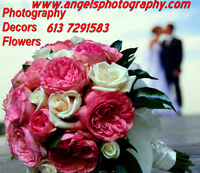 Affordable PHOTOGRAPHY+FLOWERS+D.J& Events+Weddings from $99