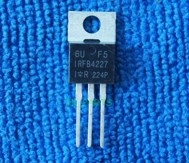 10PCS IRFB4227 FB4227 IRFB4227PBF TO-220 IR