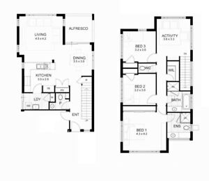 Drawing Plan for sale + kitchen design