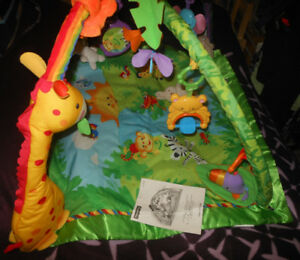 Baby Play Mat with music & mirror