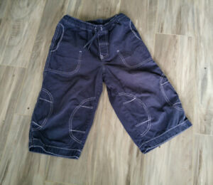 Hanna Andersson Boys Board Shorts, Size 140 (US size 10)