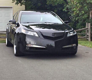 2009 Acura TL Tech package Sedan