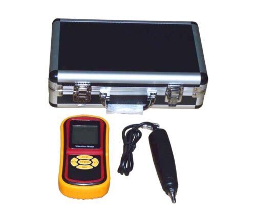 Vibration Meter Tester Vibration Data Logger Accelerometer