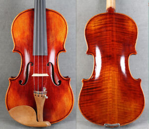 NEW SHARNEL CROWN STRADIVARIOUS STYLE 4/4 VIOLIN
