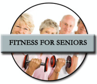 Certified Personal Training for Seniors
