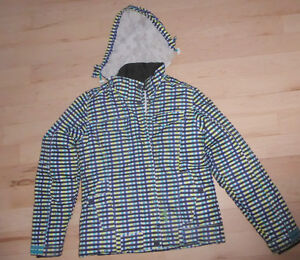 Girls' TagRider winter coat, size XL (14 to 16 years), very good