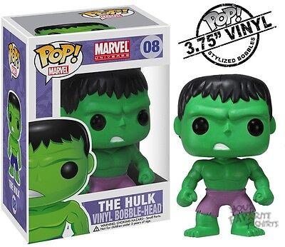 Hulk 08 Marvel Comics Funko Pop  Licensed Vinyl Figure Brand New