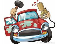 Car body repairs & spray painter immediately Needed in Slough SL3