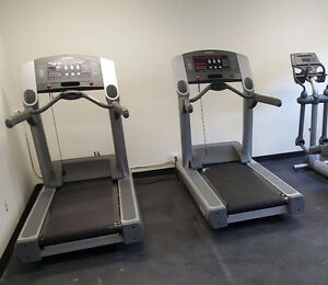 Life fitness 95Ti Commercial Treadmills-WITH NEW RUNNING BELT!