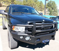 Trail Ready Full Guard Bumper '06-'08 RAM 1500