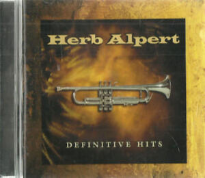 cd - Herb Albert - Definitive Hits pre-owned cd in excellent con