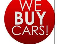 UNWANTED CARS BOUGHT WITHIN ONE HOUR CALL ME!!