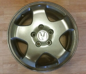 "Set of 16"" alloy rims for Honda or Acura -- 5x114"