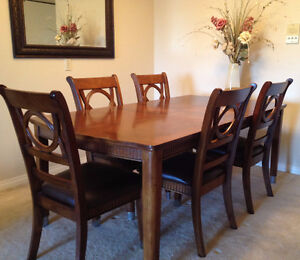 Extension Dinning Table, $1500