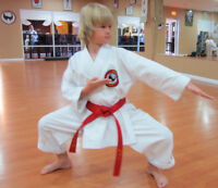Kids Karate Classes! Reg. Now For May!