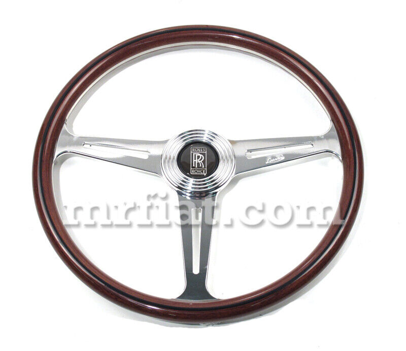 Rolls Royce Silver Spirit Silver Spur From 1981-90 Steering Wheel 360mm New