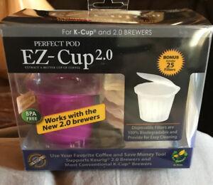Keurig Coffee  EZ-Cup 2.0 coffee pod