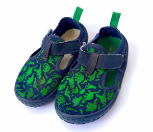 Joe Fresh Dinosaur Sandals Baby Toddler - Size 6