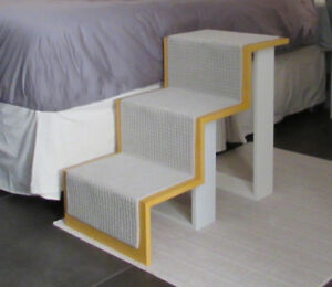 Modern Dog Stairs   Honey | Littlewhiskers |