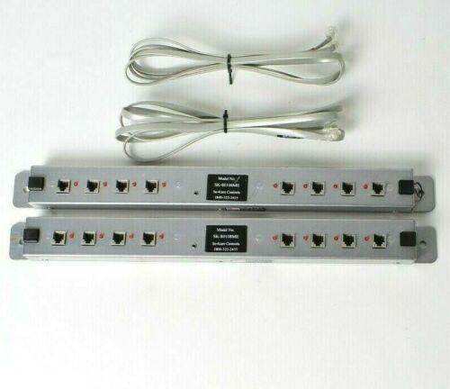 "Se-Kure Controls ""ME®"" Junior Plus 2 (8) Port Strips with 6"