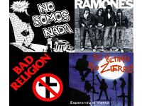 Musicians for Punk Rock band in Spanish/English (not pop punk)
