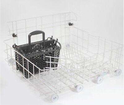 Dishwasher Dish rack, LowerPart #: 99003461W10280784