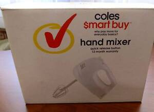 New small handheld electric mixer/beater East Victoria Park Victoria Park Area Preview