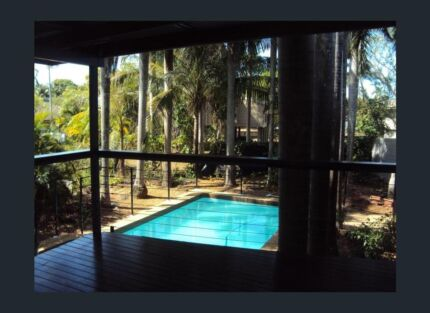 Room for rent in 3 Bedroom elevated home with Pool