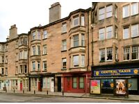 Furnished HMO 3 Bedroomed 2nd-floor Flat - Gilmore Place, Polwarth, Edinburgh
