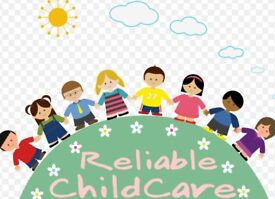Private and flexible childcare in your local area!