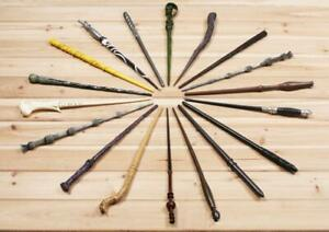 New Harry Potter Wands (Full Size, with box) 19 Styles
