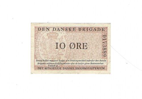Denmark - 1947-58, Post WWII 10 Ore