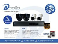 CCTV Installation Service Full HD 1080p Systems Fitted Commercial Residential West London Heathrow