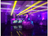 Showcase Music Dj hire Indian asian punjabi Bollywood Bhangra- PA system hire uplighting Dancefloor
