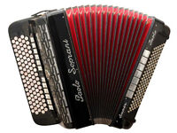 PAOLO SOPRANI INTERNAZIONALE IV Chromatic Button Accordion