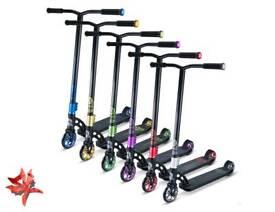 Mgp vx7 stunt scooters x3